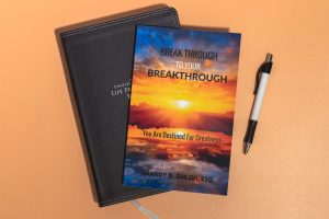 Break through to your Breakthrough